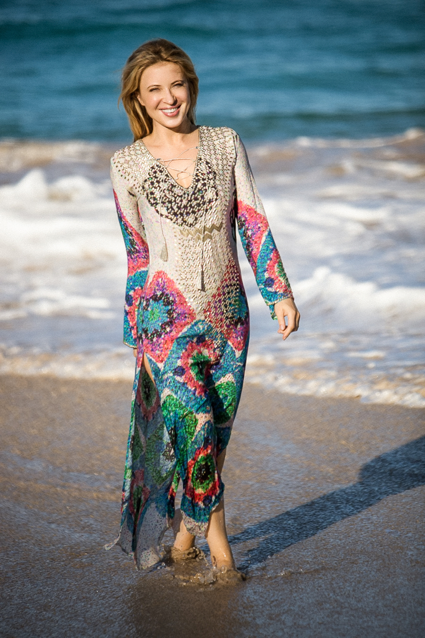 Kaftan Tunic Dress