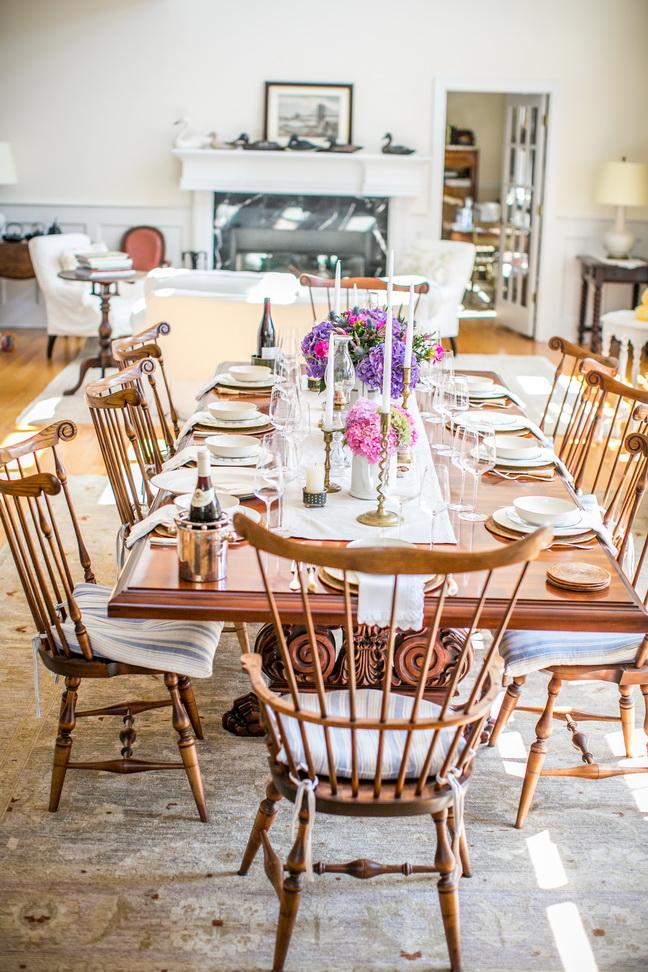 hamptons-dinner-table-decor-gorgeous-table-setting
