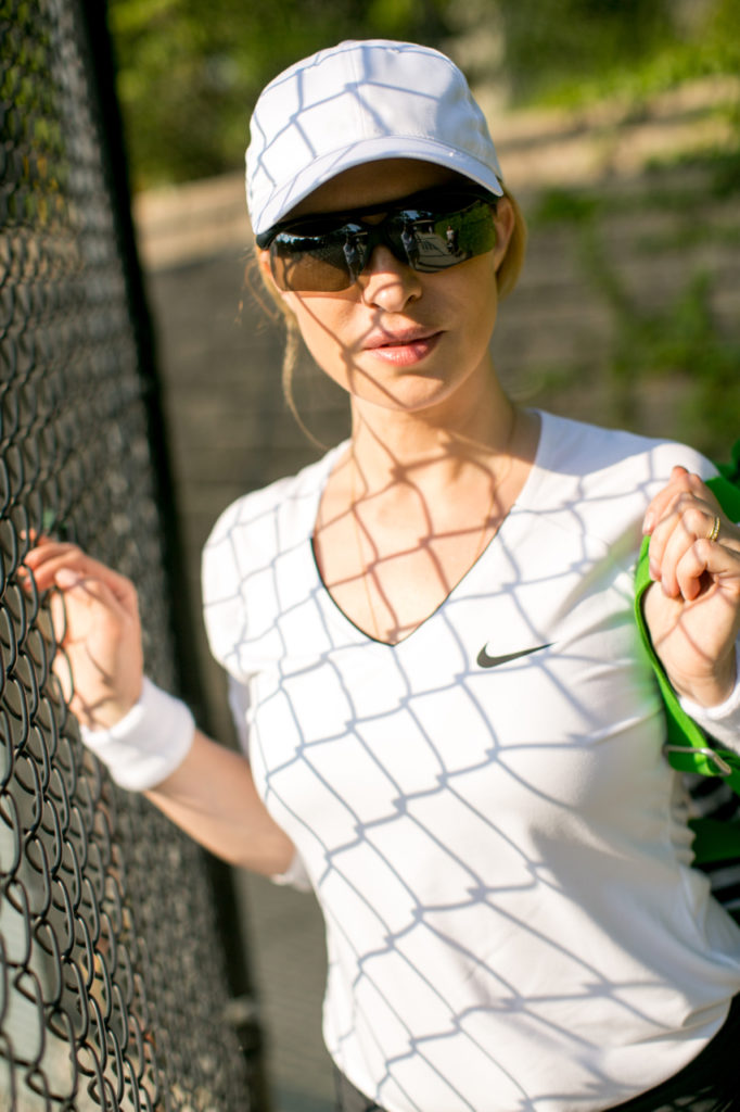 Tennis and Sun protection 3