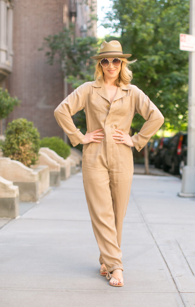 Jumpsuit as a Practical Alternative to Summer Dresses