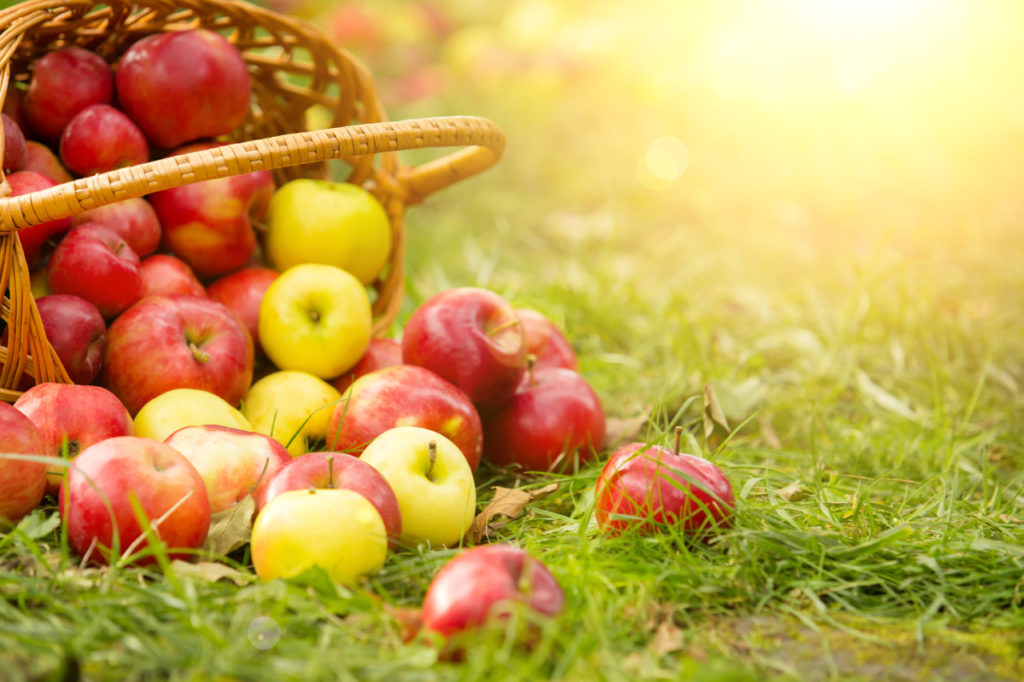 apples for skin health