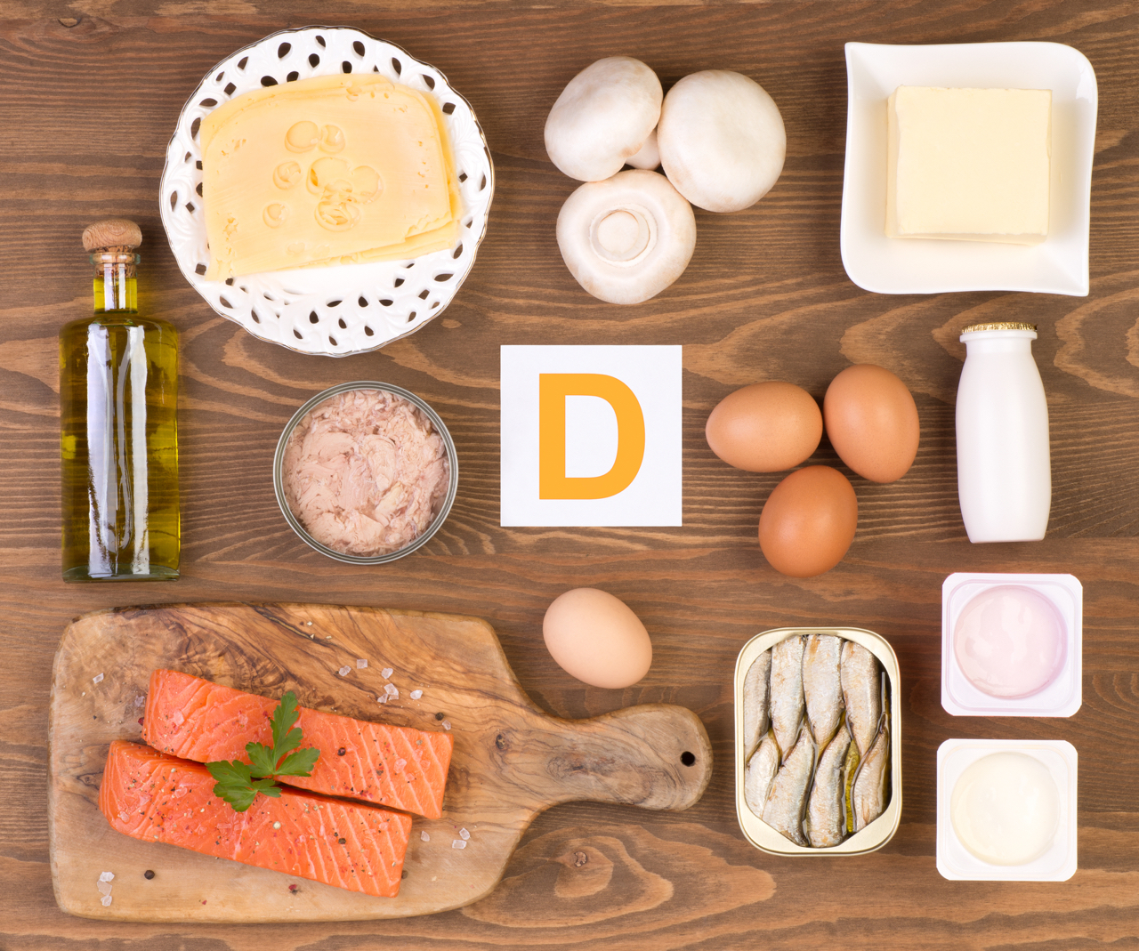 Fight Skin Cancer with Vitamin D