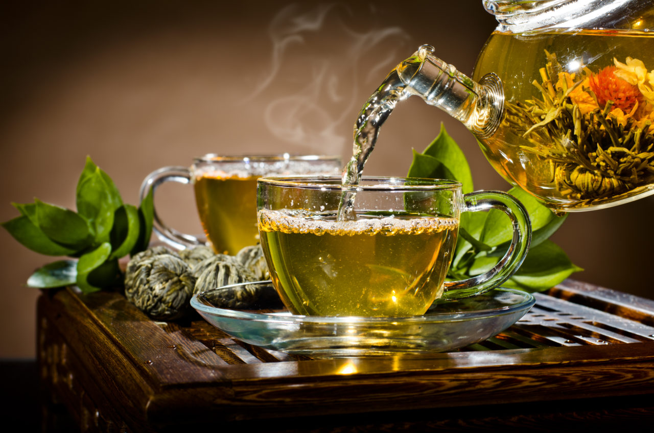 Green Tea: Antioxidant Powerhouse in a Cup